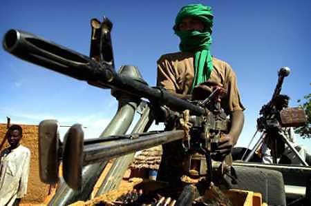 Darfur Rebels - Genocide